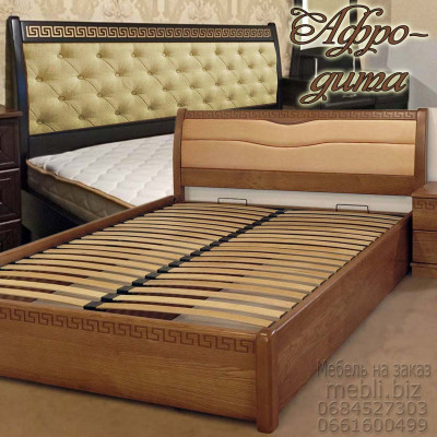 Мягкая кровать Афродита