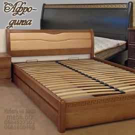 Кровать с ящиками Афродита