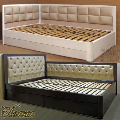 Кровать с подъемным механизмом Агата