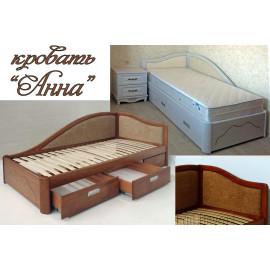 Кровать мягкая Анна
