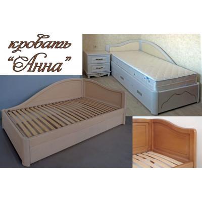 Кровать с подъемным механизмом Анна