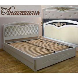 Кровать мягкая Анастасия