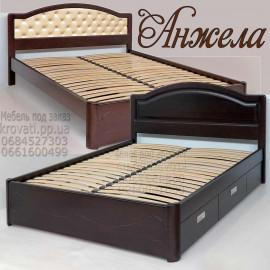 Кровать двуспальная Анжела
