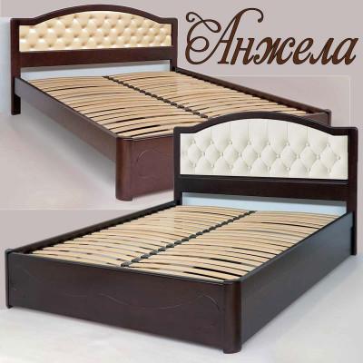 Кровать мягкая «Анжела»