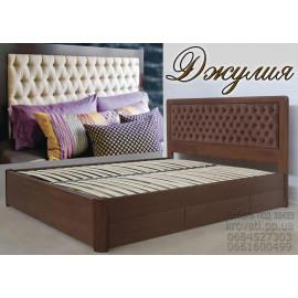 Кровать с ящиками Джулия