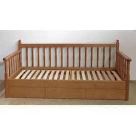 Кровать с ящиками Джема