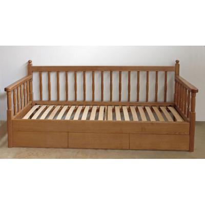 Кровать с ящиками «Джема»