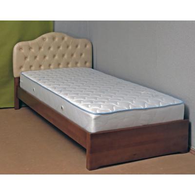 Деревянная односпальная кровать Диана