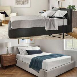 Кровать мягкая Джесси