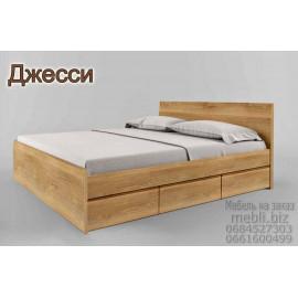 Кровать с ящиками Джесси