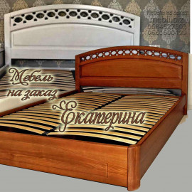 Кровать двуспальная Екатерина