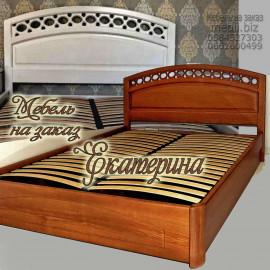 Кровать полуторная Екатерина