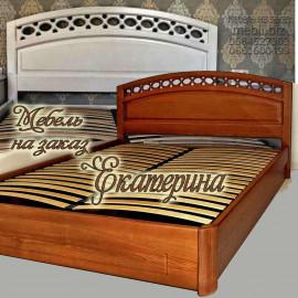 Кровать с подъемным механизмом Екатерина