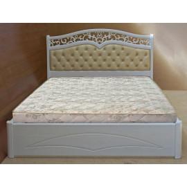 Кровать деревянная Елена