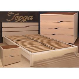 Кровать деревянная Герда