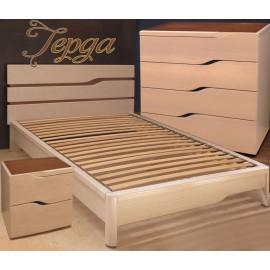 Кровать полуторная Герда