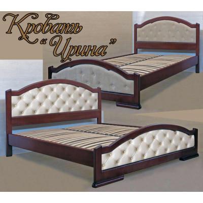Мягкая кровать Ирина