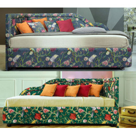 Кровать мягкая Кармен