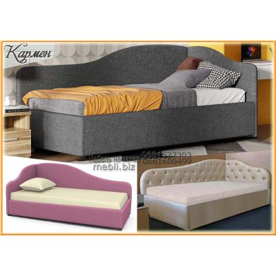 Угловая полуторная кровать Кармен