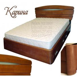 Кровать полуторная Карина