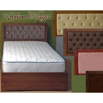 Кровать подростковая - детская «Лада»