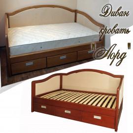 Кровать мягкая Лорд