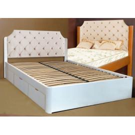 Кровать с ящиками Луиза