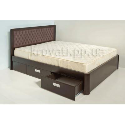 Мягкая кровать Марина
