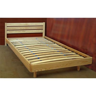 Деревянная полуторная кровать Мария