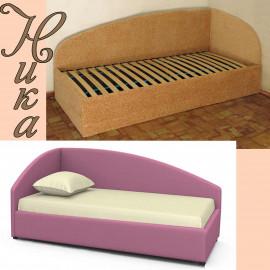 Кровать деревянная Ника
