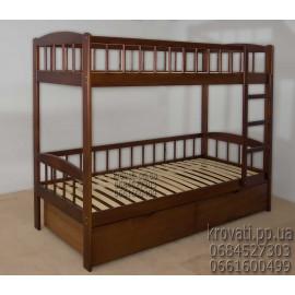 Кровать деревянная Олеся