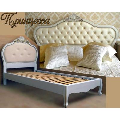 Деревянная кровать Принцесса