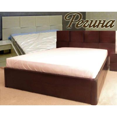 Деревянная кровать с ящиками Регина