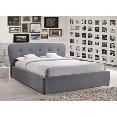 Деревянная кровать с ящиками Влада