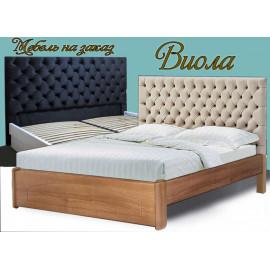 Кровать деревянная Виола