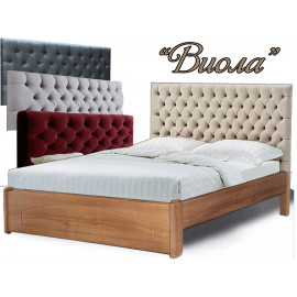 Кровать мягкая «Виола»