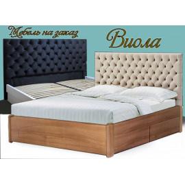 Кровать с ящиками Виола
