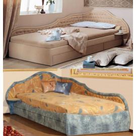 Кровать с ящиками Вероника