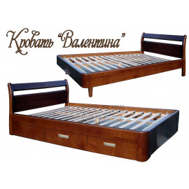 Кровать односпальная Валентина