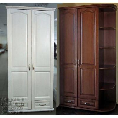 Шкаф для одежды - шифоньер Дуэт