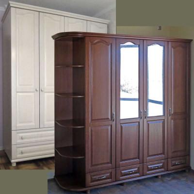 Шкаф для одежды - шифоньер Квартет