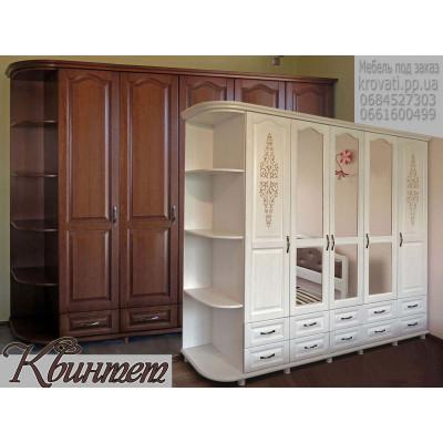 Шкаф для одежды - шифоньер Квинтет