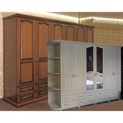 Шкаф для одежды - шифоньер Секстет