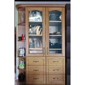 Шкаф книжный Дуэт 9