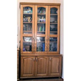 Шкаф книжный Трио 1