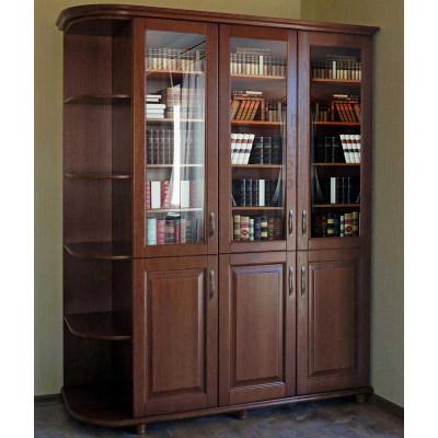 Книжный шкаф Трио 2 на заказ