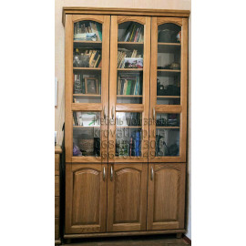 Шкаф книжный Трио 3