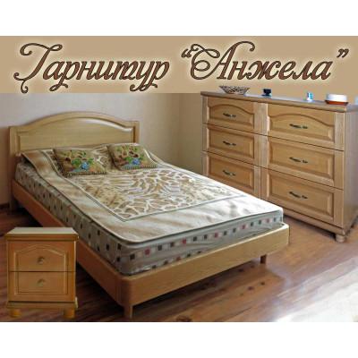 Спальный гарнитур Анжела - мебель для спальни