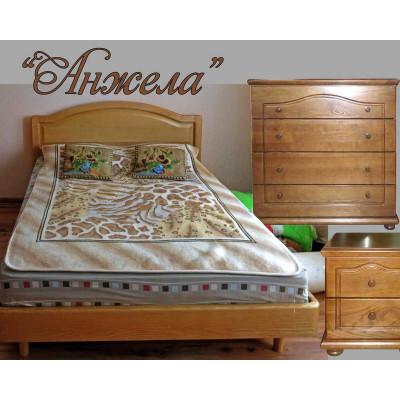 Спальный гарнитур Анжела 2 - мебель для спальни