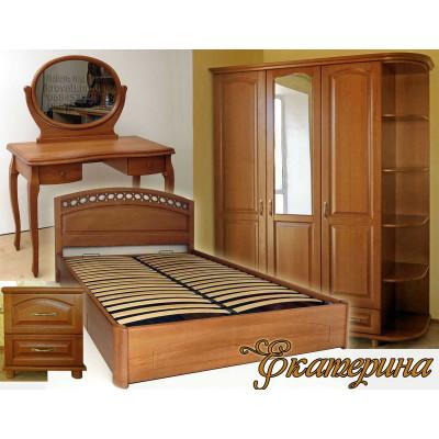 Спальный гарнитур Екатерина - мебель для спальни